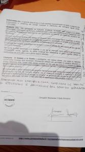 mozione emendata