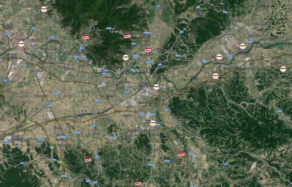mappa meetup
