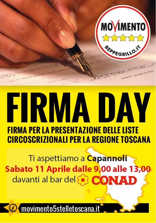 firma day conad