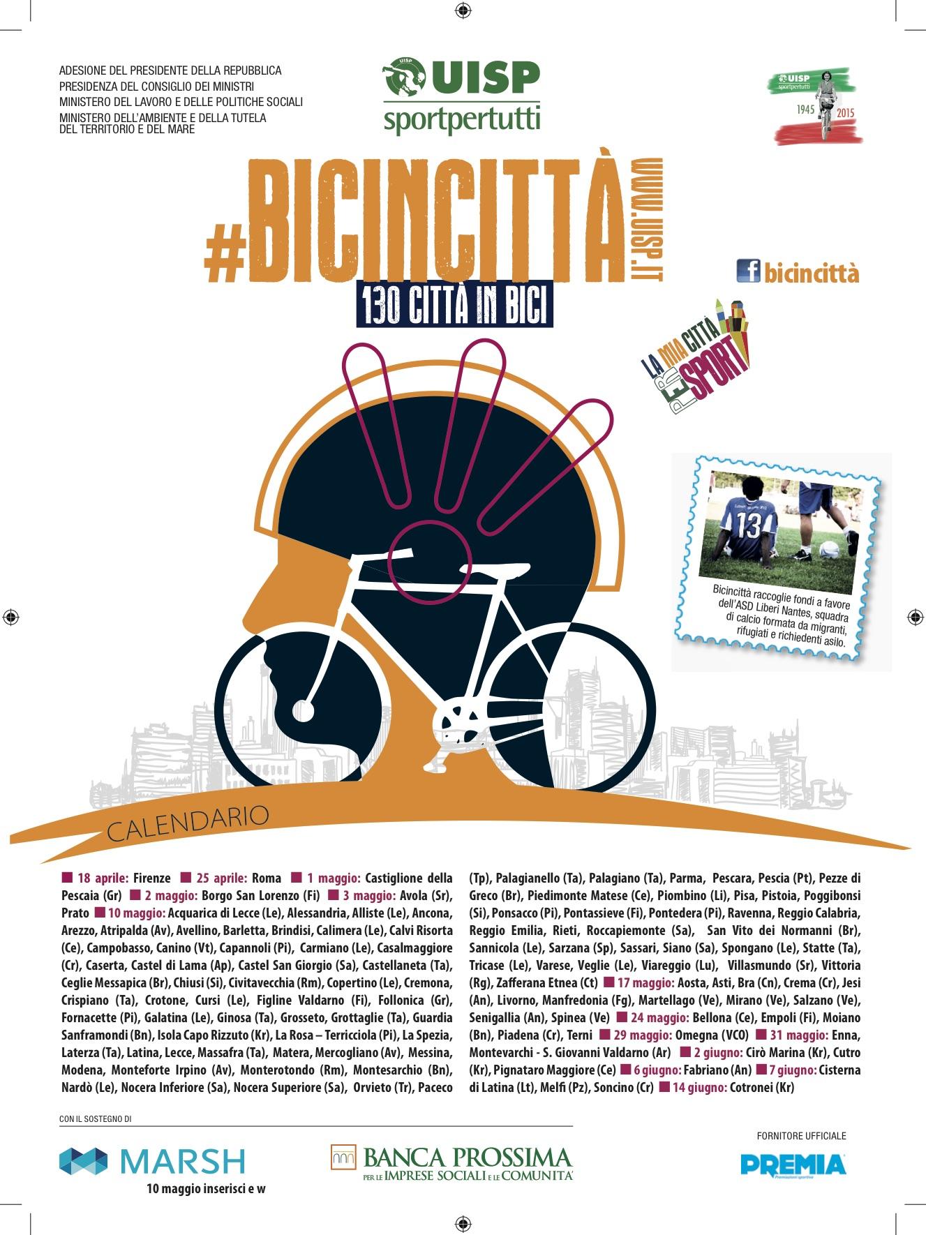 Bicincittà 2015 2