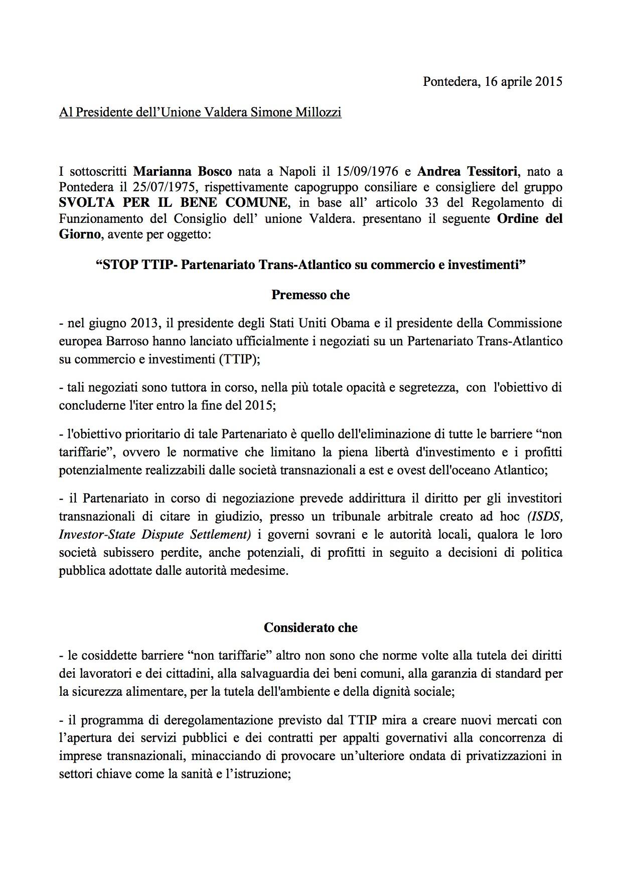 TTIP UNIONE 1