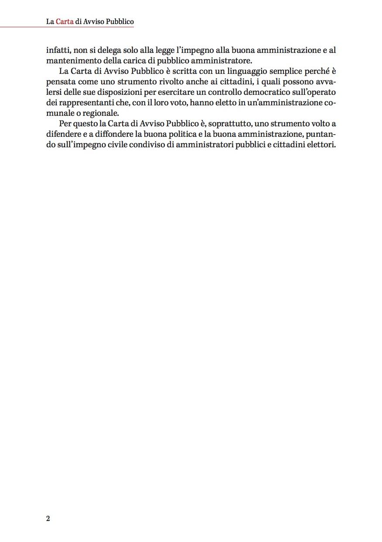 carta avviso pubblico p2