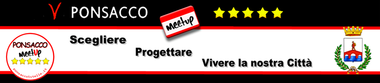 Ponsacco 5 stelle meet-up
